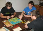 GameDay Chris' - Andrew and Eric playing Tempus