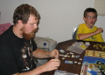 GameDay Chris' - Zac and Stephen playing AGoT:CoK