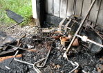 Daves Shed Fire - Power Supply