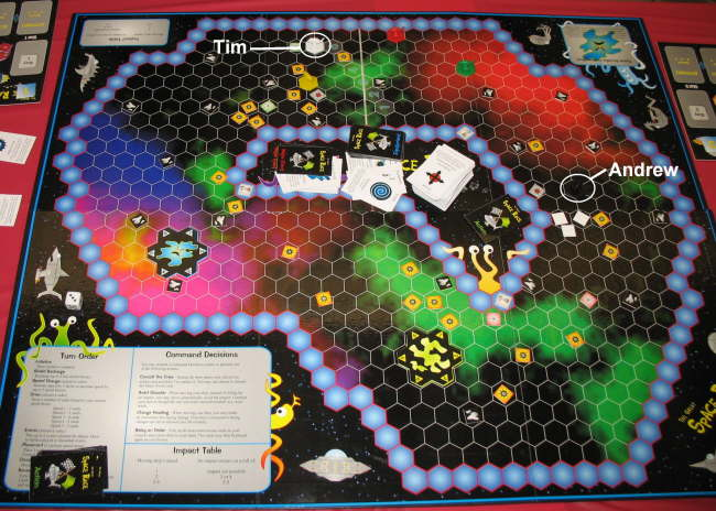 GenCon 07 - The Great Space Race